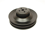 1967-68 Camaro Water Pump Pulley - 2 Groove Deep for Big Block