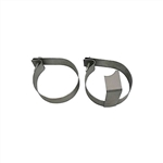 1968-69 Camaro A/C Reciever Dryer Bracket Set