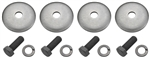 1967-69 Camaro Upper Control Arm Bolt & Washer Kit