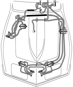 HE99D 3?1338831392 1972 chevelle vacuum diagram 1972 find image about wiring,Chevy 350 Starter Wiring Diagram 1970 Corvette