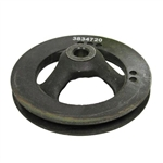 65-74 Corvette Power Steering Pulley SB Single Groove