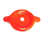 67-81 Camaro Nova Chevelle Corvette Twist in Oil Cap Orange