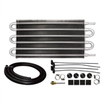 "Universal Transmission Oil Cooler (12"" X 7.5"") - Chevy/Ford/Mopar"