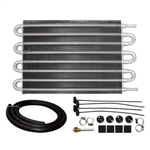 "Universal Transmission Oil Cooler (12"" X 10"") - Chevy/Ford/Mopar"
