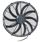 "Electric Radiator Cooling Fan 12"" Curve Blade 1450 CFM"