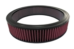 Washable Air Cleaner Filter 14x3 Red
