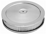 "Chrome 10 x 2 "" Air Cleaner ""Muscle Style"""