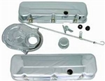 BB Chevy Chrome Engine Dress Up Kit 396-572 Tall Height