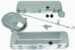 BB Chevy Chrome Engine Dress Up Kit 396-572 Stock Height