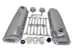 Ford V/8 Chrome Engine Dress Up Kit 302Boss 351C 400M Stock Height