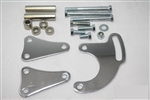 Chrome Power Steering Bracket Set BB Chevy 396-454 LWP
