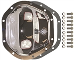 Chrome Steel Rear End Differential Cover Dana 44