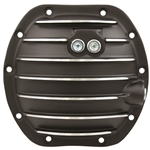 Black Aluminum Rear End Cover Dana 30