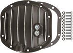 Black Aluminum Rear End Cover Dana 30 Kit