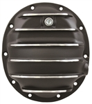 Black Aluminum Rear End Cover Dana 35