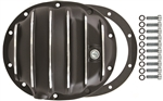 Black Aluminum Rear End Cover Dana 35 Kit