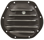 Black Aluminum Rear End Cover Dana 44