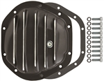Black Aluminum Rear End Cover Dana 44 Kit