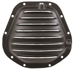 Black Aluminum Rear End Cover Dana 60