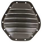 Black Aluminum Rear End Cover GM 14 Bolt