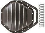 Black Aluminum Rear End Cover GM 14 Bolt Kit