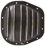 Black Aluminum Rear End Cover Ford 12 Bolt