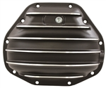 Black Aluminum Rear End Cover Dana 80