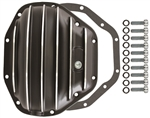 Black Aluminum Rear End Cover Dana 80 Kit