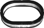 "12"" Oval Performance Air Cleaner Filter Element"
