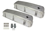 Aluminum Valve Covers BB Chevy 396-502 Tall Nostalgic