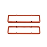 "Valve Cover Spacer SB Chevy 283-400 1"" Orange"