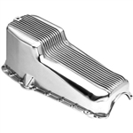 SB Chevy Oil Pan Aluminum 283-350 1955-1979
