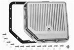 Aluminum Transmission Pan GM Turbo 350 w/ Gasket & Hardware