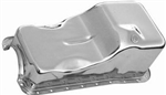 SB Ford Oil Pan Chrome Steel 65-87 289-302