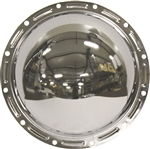 Chrome Steel Rear End Differential Cover Jeep Corp