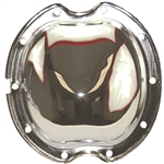 Chrome Steel Rear End Differential Cover GM 10 Bolt