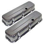 Chrome Valve Covers Tall BB Chevy 396-502