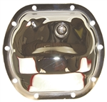 Chrome Steel Rear End Differential Cover Dana 30