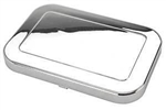 Chrome Plastic Master Cylinder Cover GM Late Model