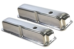 Chrome Valve Covers Ford 352 390 406 427 428 1958-1976