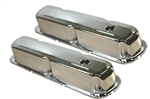 Chrome Valve Covers Chrysler Mopar  318 340 360 1967-1989