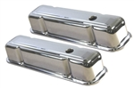 Chrome Valve Covers Pontiac V/8 326-455