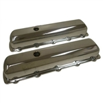 1964-80 Oldsmobile 330-350-400-425-455 V8 Steel Valve Covers