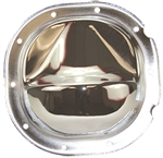 Chrome Steel Rear End Differential Cover Ford 8.8""