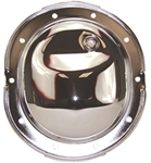 Chrome Steel Rear End Differential Cover Chr 10 Bolt