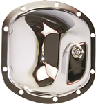 Chrome Steel Rear End Differential Cover Dana 30 Thick