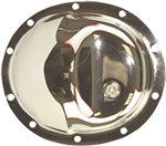 Chrome Steel Rear End Differential Cover Dana 35