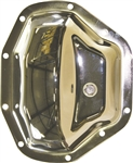 Chrome Steel Rear End Differential Cover Dana 80