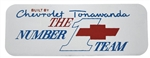 64-72 Chevelle Tonawanda Valve Cover Decal