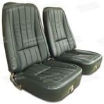 69 Corvette Vinyl Seat Covers Specify Color